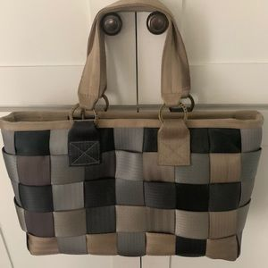 Harvey's treecycle satchel in like new condition